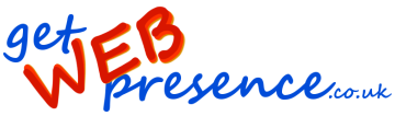 The getWEBpresence logo
